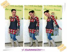 ✂ ♥ Hummelschn ♥ ✂ : ✂ ♥ schnelles Shirt by #allerlieblichst ✂