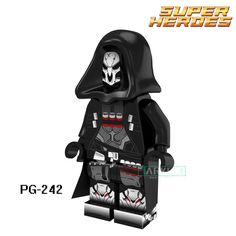 Building Blocks PG242 Reaper Marvel Figures Super Heroes Avengers Star Wars Set Model Action Bricks Kids DIY Toys Hobbies  EUR 0.65  Meer informatie  http://ift.tt/2uuL3Lr #aliexpress