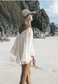 WASHED ASHORE by Cabo Gypsy. Available exclusively to White Bohemian.... SHOP it online www.whitebohemian.com.au