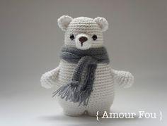 Leopold the bear: free crochet pattern   Free Amigurumi Patterns   Bloglovin'