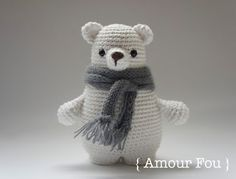 Leopold the bear: free crochet pattern | Free Amigurumi Patterns | Bloglovin'