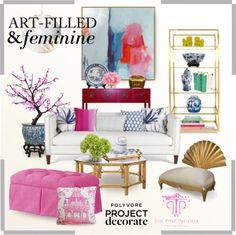 Design board by Pink Pagoda