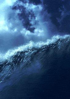 l'eau et les GIF (photos en mouvement) - EAU: Séance iLive!✖️More Pins Like This of At FOSTERGINGER @ Pinterest✖️