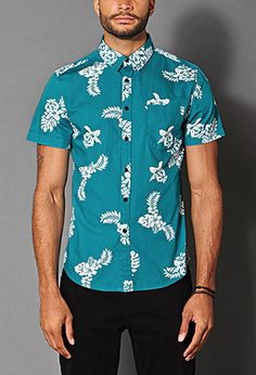 8d09032ccfbdda 25 Best Men floral shirts images