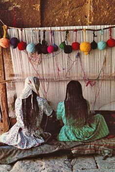 A Bohemian Life: Photo Wonder what type of yarn that is?