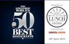 I migliori ristoranti al mondo