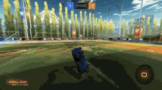 (*** http://BubbleCraze.org - New Android/iPhone game is taking the world by storm! ***) Under the net aerial redirect - Rocket League http://ift.tt/2dRGntA
