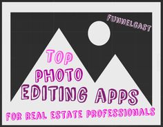 photo apps, real estate mobile apps, real estate apps, photo editing