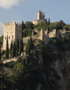 Castello di Arco, Trento, Provincia di Trentino, Trentino Alto Adige - Italy