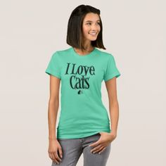 Fans of felines can make their passion known to all. It's OK. The message is clear - you love cats. Wear it proudly. Your cat will be proud of you too. Over 3000 products at my Zazzle online store. Open 24/7  World wide! Custom one-of-a-kind items shipped to your door. This art is exclusively @  http://www.zazzle.com/greg_lloyd_arts*?rf=238198296477835081