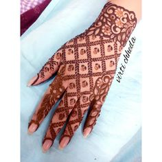 New nails design elegant bridal 40 Ideas Indian Mehndi Designs, Stylish Mehndi Designs, Mehndi Design Pictures, Wedding Mehndi Designs, Beautiful Henna Designs, Latest Mehndi Designs, Mehndi Designs For Hands, Henna Tattoo Designs, Mehndi Images