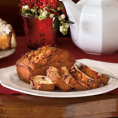 Top-Rated Christmas Brunch Recipes: Mini Banana-Cranberry Nut Bread Loaves