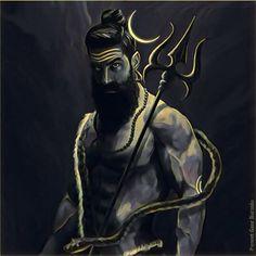 🕉 There is a reason Lord Shiva is called 'The Devo ke Dev Mahadev'. The tranquil looking lord can turn into a destroyer Rudr. Shiva Tandav, Rudra Shiva, Shiva Statue, Shiva Art, Lord Hanuman Wallpapers, Lord Shiva Hd Wallpaper, Angry Lord Shiva, Aghori Shiva, Lord Shiva Hd Images