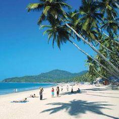 Goa, India - Ashwen Beach