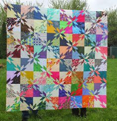Quilt Story: Fabric Tuesday, come link up!