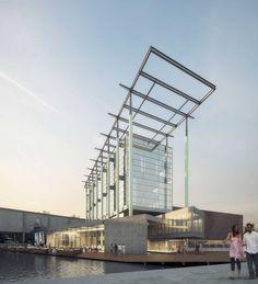 Rotterdam  NAI Netherlands Architecture Institute