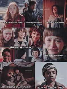 Mike's one hit me especially hard Serie Stranger Things, Stranger Things Have Happened, Stranger Things Aesthetic, Stranger Things Netflix, Stranger Things Season, Don T Lie, Losing Friends, Pretty Little Liars, I Movie