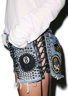 yeah, need to upgrade shorts too. || Neige's shorts.minus the spikes