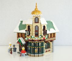 Winter_village_contest_3 by Dix |, on Flickr