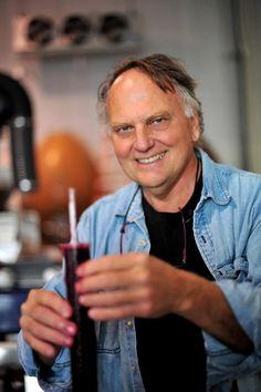 Jeff Baker, Winemaker, Stone Edge Farm Winery