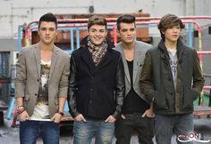 SCOTLAND ABERDEEN TEENAGE BOYS sSq30 Perhaps they are celebs???