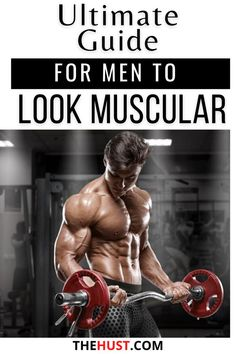 Do you want to be look like Dwayne Johnson, who doesn't? Physical appearance is one of the important things most men worried about. They do useless stuff to build muscle, try every nonsense and in the end, they ridicule themselves in front of everyone.
