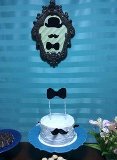 Moustache Party - Little Man Party -   Festa do Bigode