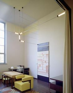 Gropius Office, Wiemar photographed by Hans Engles