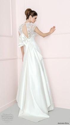 """Antonio Riva 2016 Wedding Dresses 