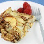 Grain-Free German Apple Pancake and other Paleo breakfast recipes on MyNaturalFamily.com #paleo #recipe