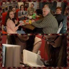 Relacja ze spotkania Klubu z Kawą nad Książką w Żywcu. #zywiec #tokarczuk #kzknk