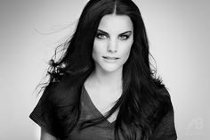 Jamie Alexander - American actress ( Blindspot ) by Manfred Baumann Shared by manfredbaumann on September 2016 at 10 Lady Sif, Jaimie Alexander, American Actress, Glamour, Actresses, Long Hair Styles, Black And White, Female, Instagram