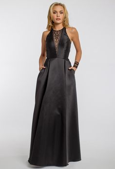 #blackdresses #illusionbeading #longdresses #camillelavie #holidaydresses