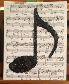 Hey, I found this really awesome Etsy listing at https://www.etsy.com/listing/265052654/button-wall-art-button-art-musical-art