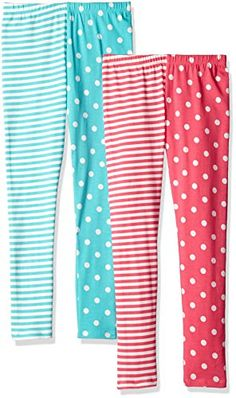 The Childrens Place Big Girls Mixie Leggings Pack of 2 Multi Color Large1012 ** Details can be found by clicking on the image.Note:It is affiliate link to Amazon.