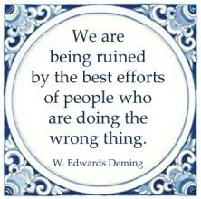 being ruined peopl doing wrong things edwards deming Life Quotes Love, Romantic Love Quotes, Work Quotes, Best Quotes, Truth Quotes, Quotes Quotes, John Maxwell, Guy Advice, Welcome Quotes