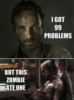Walking Dead Lolz