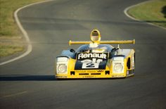 didier pironi | 11 / 15 - Quand Alpine Le Mans
