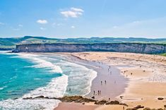 Our pick of the top 10 beach and seaside holidays in Spain for including the best beaches for watersports, families and relaxation, in destinations such as Cantabria, Costa Brava and Majorca. Seaside Holidays, Spain Holidays, Beach Holiday, Places To Travel, Places To See, Travel Things, Majorca, Spain Travel, Continents