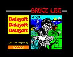 Homepage - ZX Spectrum Games