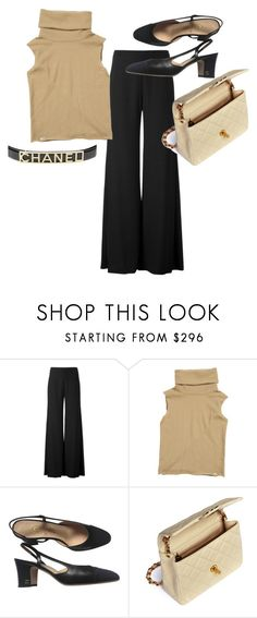 """""""Untitled #23460"""" by florencia95 ❤ liked on Polyvore featuring ADAM and Chanel"""