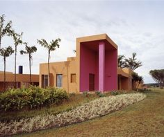 Design: Pink Wall (MATAO HACIENDA by Legorreta + Legorreta & Ricardo Lemus)