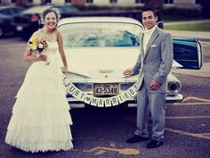 Just Married Sunshine Banner Personalized by Earmark Social