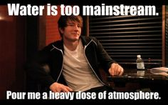Adam Young of Owl City, everyone. (Reference to Vanilla Twilight.)
