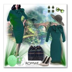 """""""www.romwe.com-X-3."""" by ane-twist ❤ liked on Polyvore featuring Bulgari, women's clothing, women, female, woman, misses and juniors"""