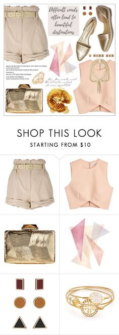 """""""Look # 836"""" by lookat ❤ liked on Polyvore featuring Moschino, Finders Keepers, KOTUR, Miss Selfridge, Rosantica and espadrilles"""