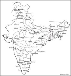 india river map outline world river systems map within 2344 x 2513