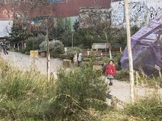 Neighbourhood Community Garden in Madrid Lavapies, Photo:robert b. fishman