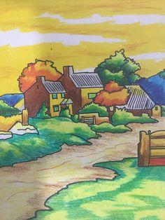 Color Pencil Art, Colored Pencils, Colour, Painting, Colouring Pencils, Color, Painting Art, Paintings, Painted Canvas