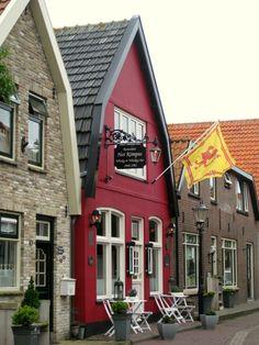 Den Hoorn, Texel, Noord-Holland.